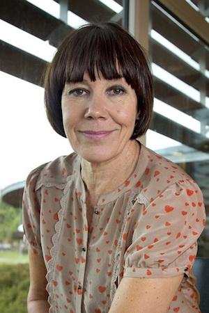 Porträtt av Ylva Fältholm, rektor, Högskolan i Gävle