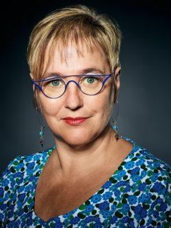 Porträtt av Marita Hilliges, generalsekreterare