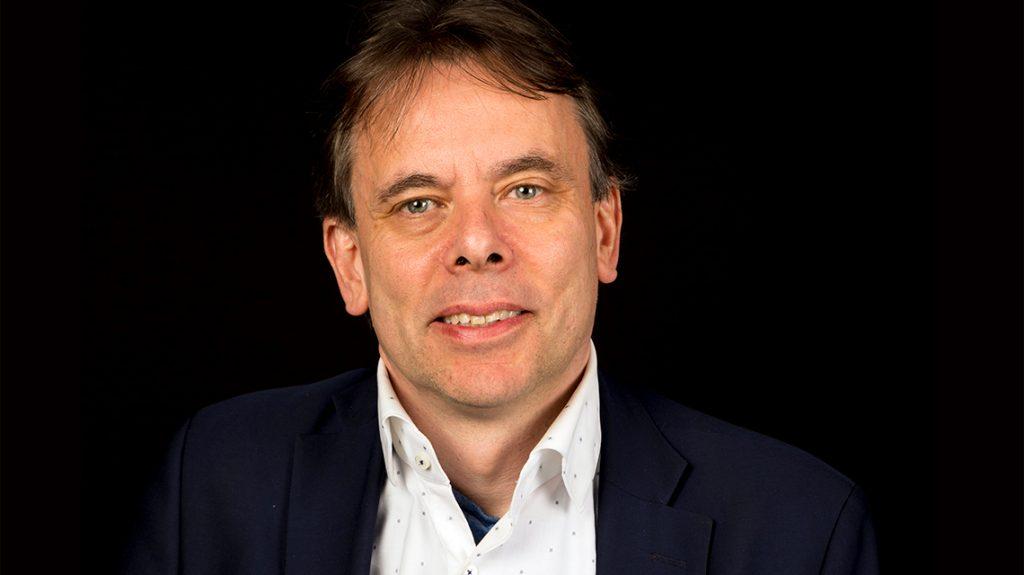 Porträtt av föreläsare Stefan Tengblad.